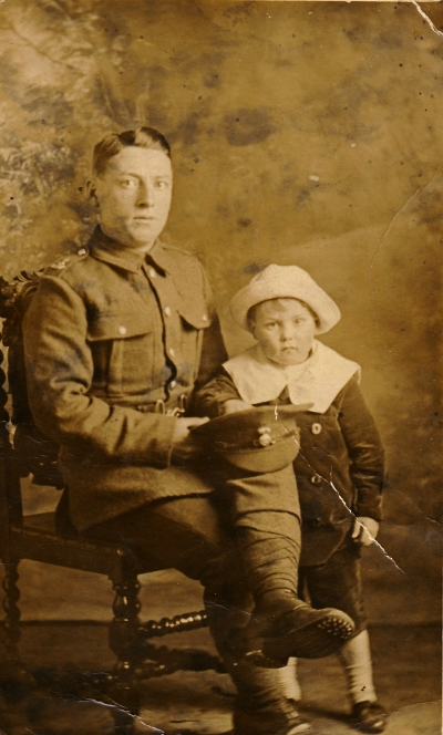 Flint John Thomas Jones & James Jones c.1916