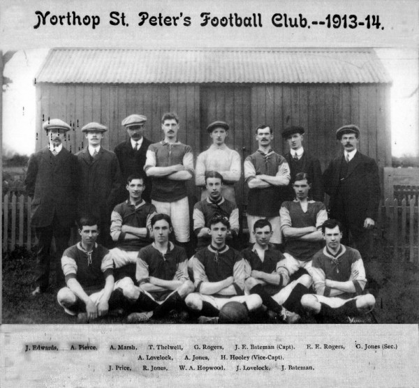 northop-football-team