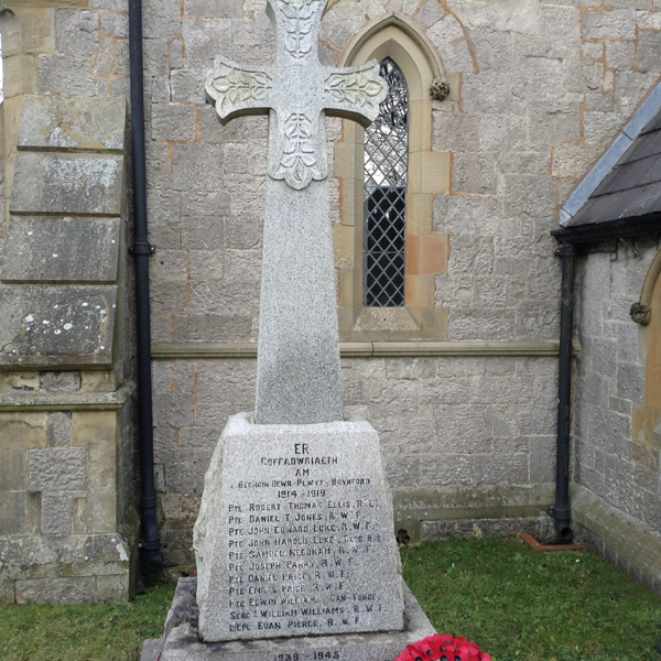 Brynford Memorial