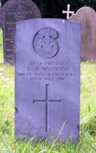 McDonough, Joseph Gravestone - Hawarden - 2