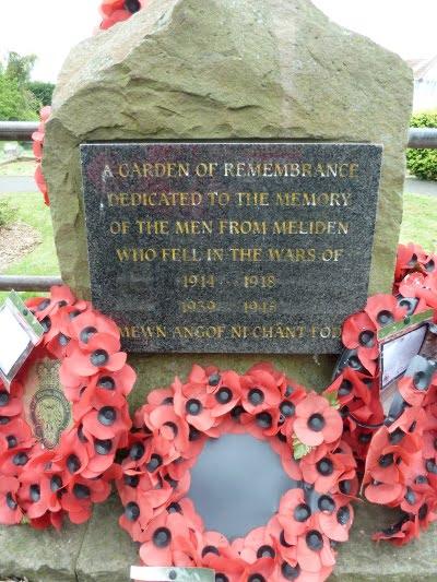 Memorial Stone