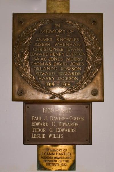Rhydymwyn War Memorial