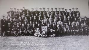 Armistace Day Church Service 1924 reduced