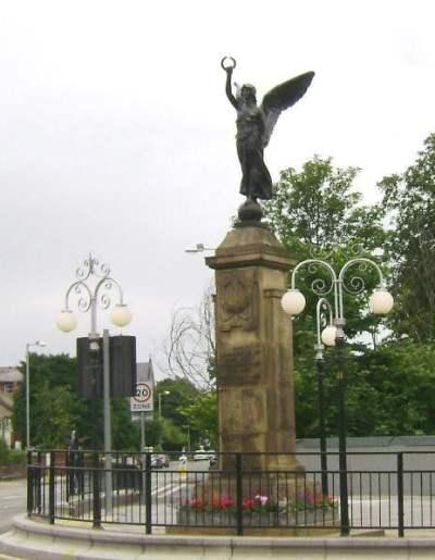 Waterloo and Seaforth War Memorial