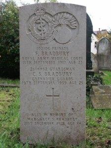 Bradbury_F_1021051 st bridgit's churchyard