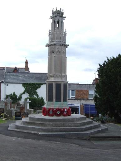 Prestatyn (Christ Church) Churchyard