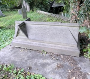 Percival's Grave - Hawarden