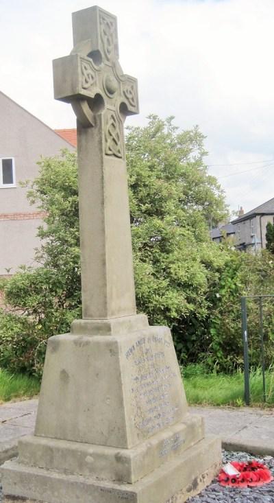 Trelawnyd Memorial 1