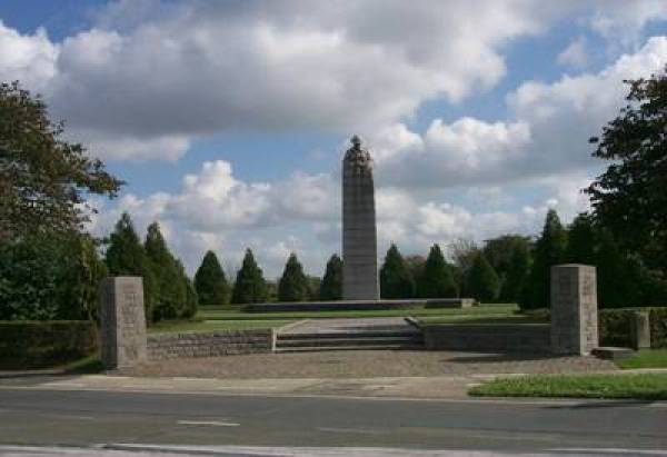 St Julien Canadian Memorial 1