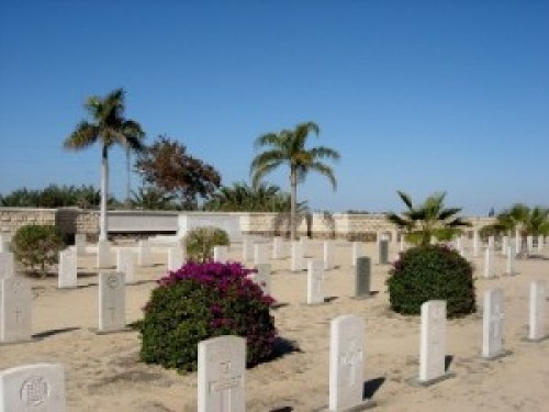 Kantara War Memorial Cemetery1