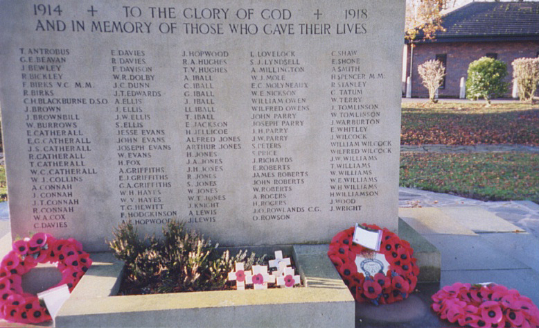 Hawkesbury memorial