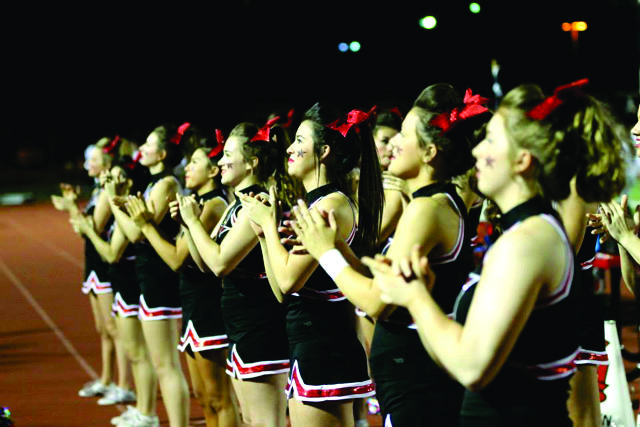 COPPELL CHEERLEADERS FD UNIFORMS
