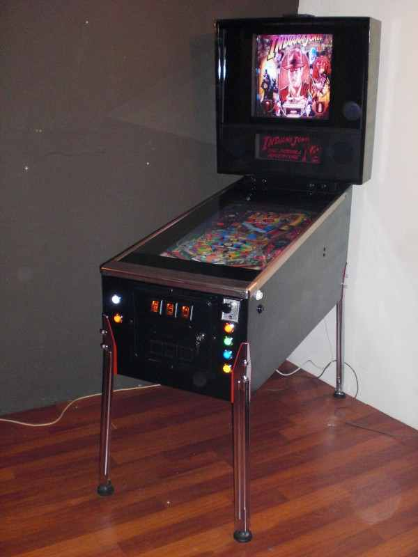 Flippers Be Virtual Pinball Create Your Own Digital