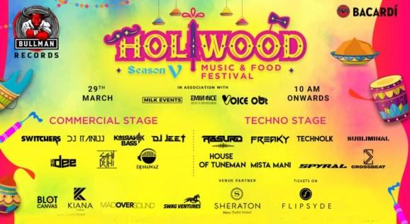 Bullman Records Presents Holiwood Season 5.0 - Tickets on FLIPSYDE -  Flipsyde Live