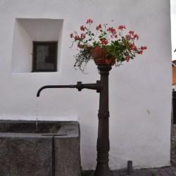 Trinkbrunnenskulptur
