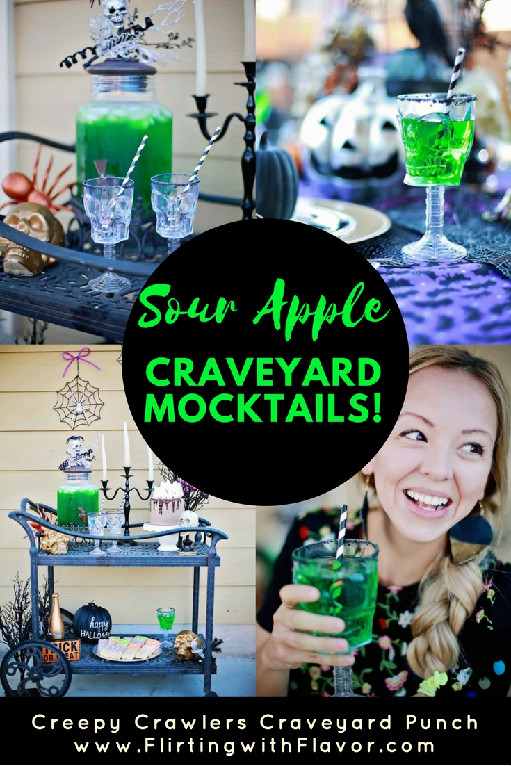 AMAZING Sour Apple Party punch with 7UP. SOOO GOODDD!!! All the kids LOVED it!