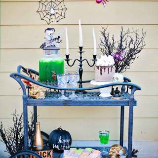 THe Ultimate Kids Halloween Party by Flirting with Flavor!