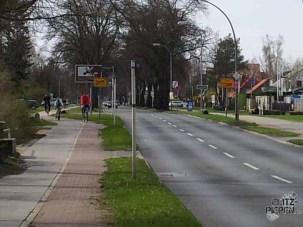 Grenze Spandau-Falkensee