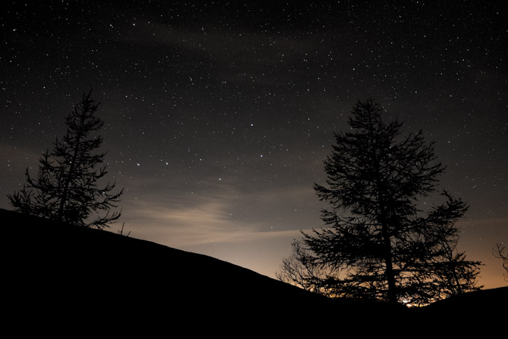 astrophotography in the mourners