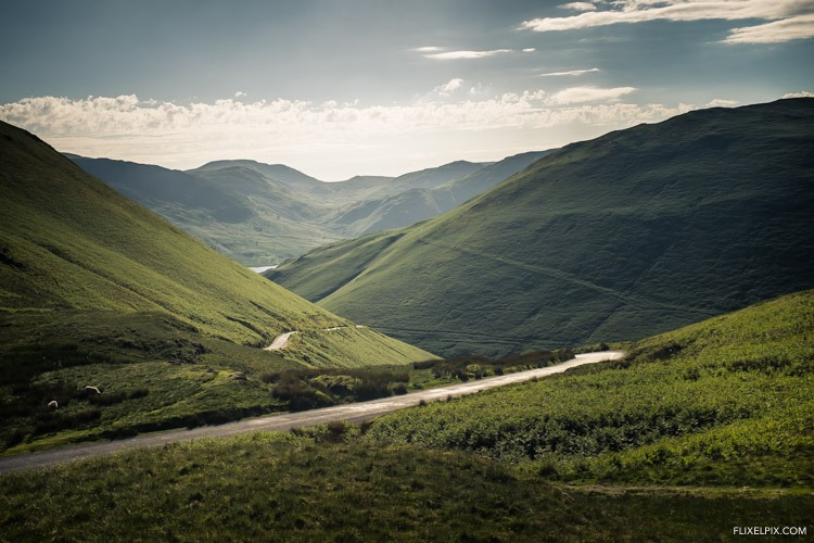 Newlands Valley to Buttermere