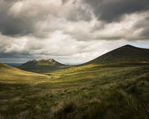 Hen Mountain, The Mournes