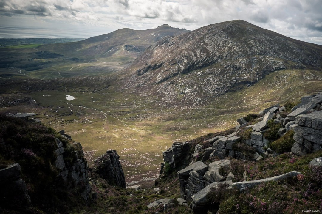 The Mournes, a loop through Annalong to the Brandy Pad