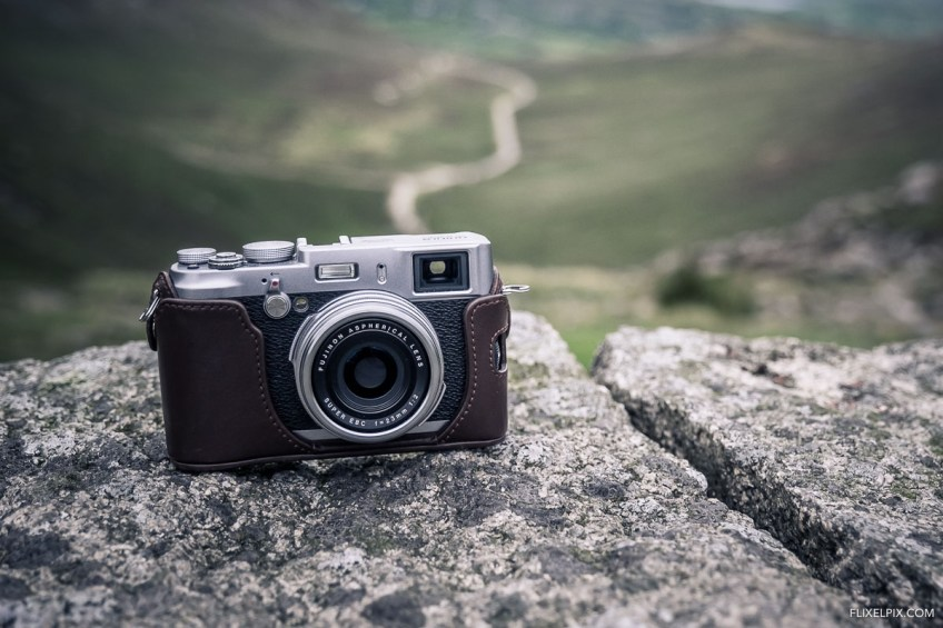 X100 in the Mournes.