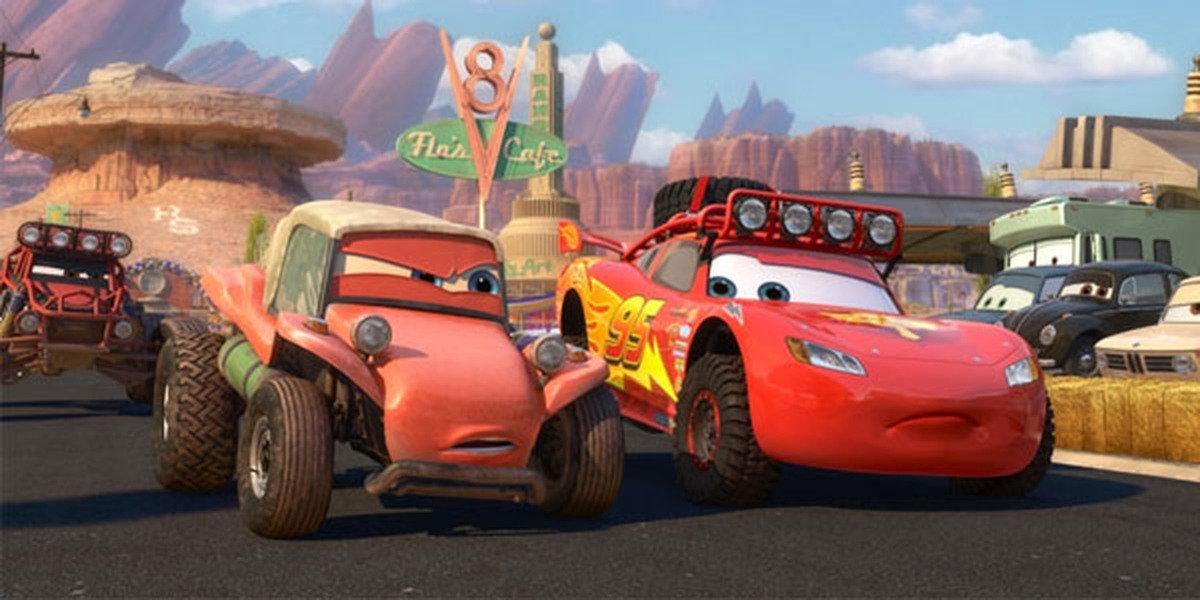 Ranking Pixar