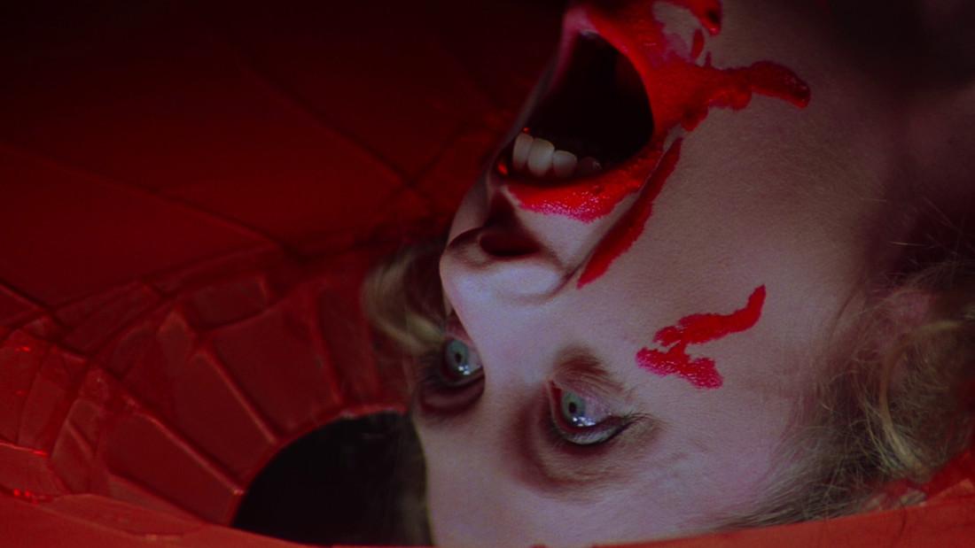 The color red in Dario Argento's Suspiria (1977)