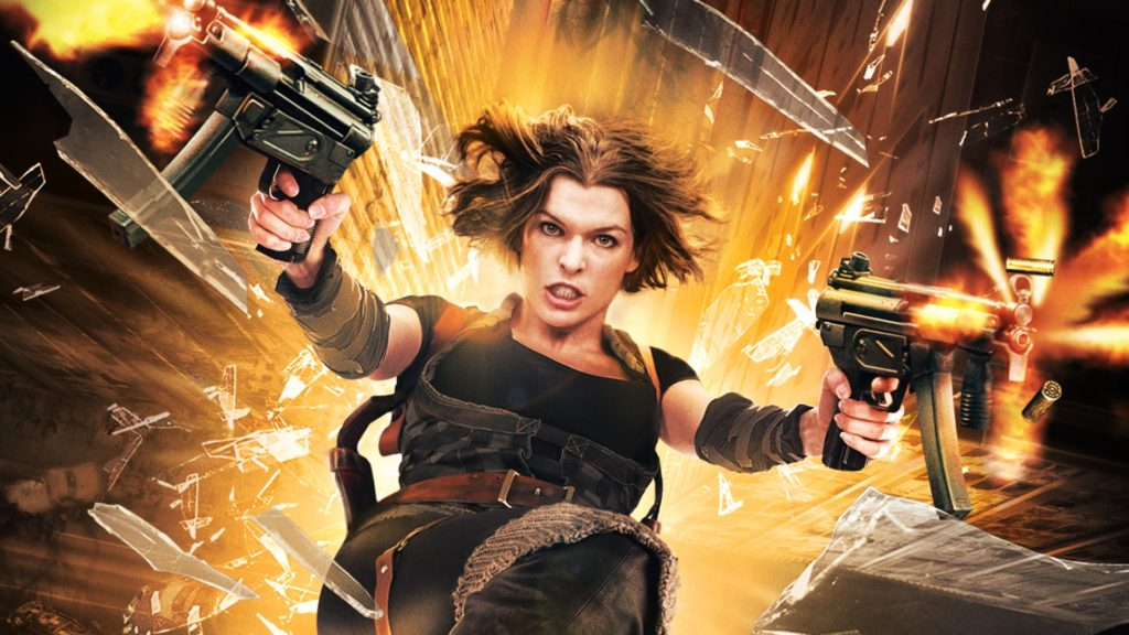 Ranking The Resident Evil Movies From Bad To Worst Flixist
