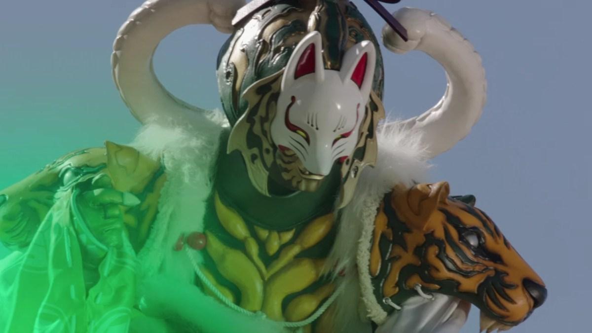 Power Rangers Villains 20
