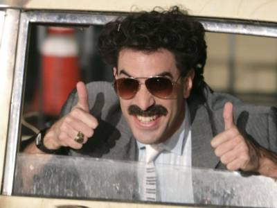 Borat 2 exists