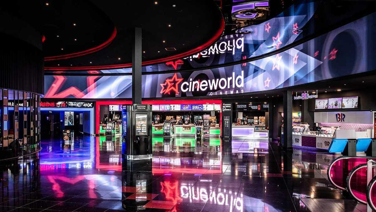 Cineworld closure