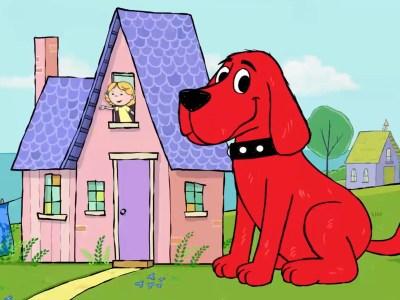 Cliffordthebigreddog