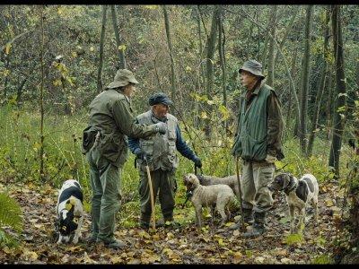 Truffle Hunters header