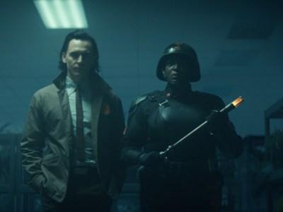 Loki in Roxxcart