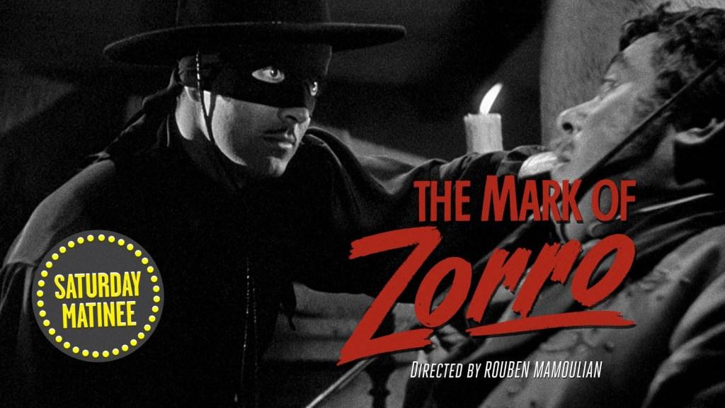 Criterion Zorro