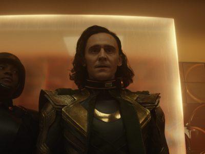 Loki arrested