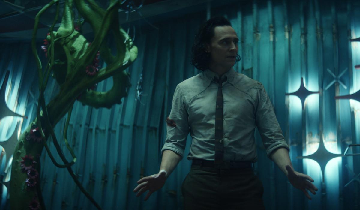 Loki in Variant Hideout Episode 5