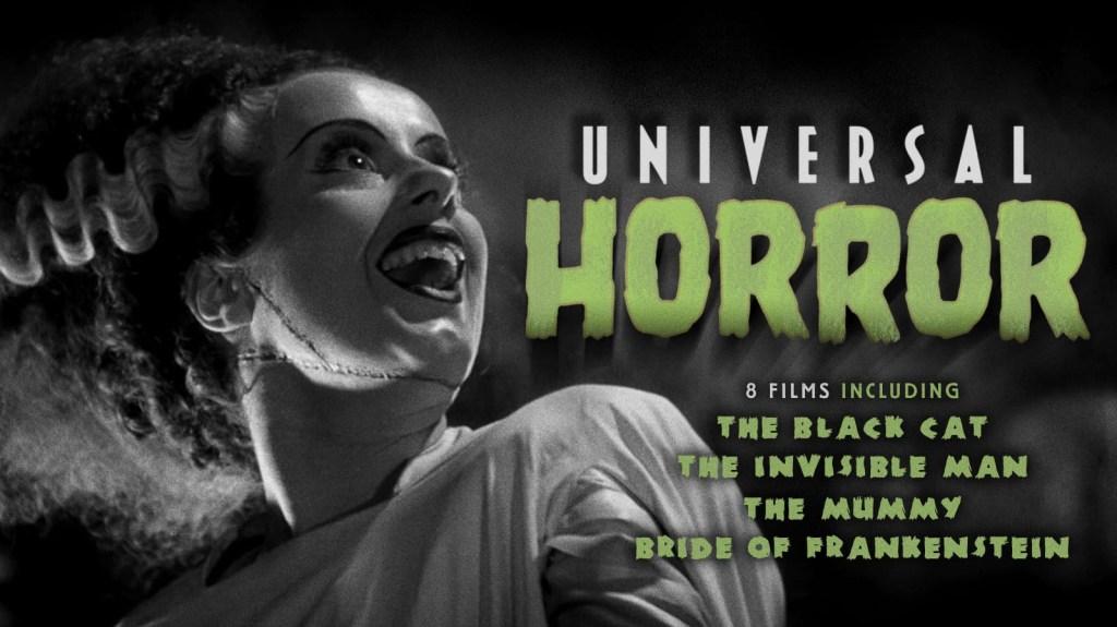 Criterion October Universal