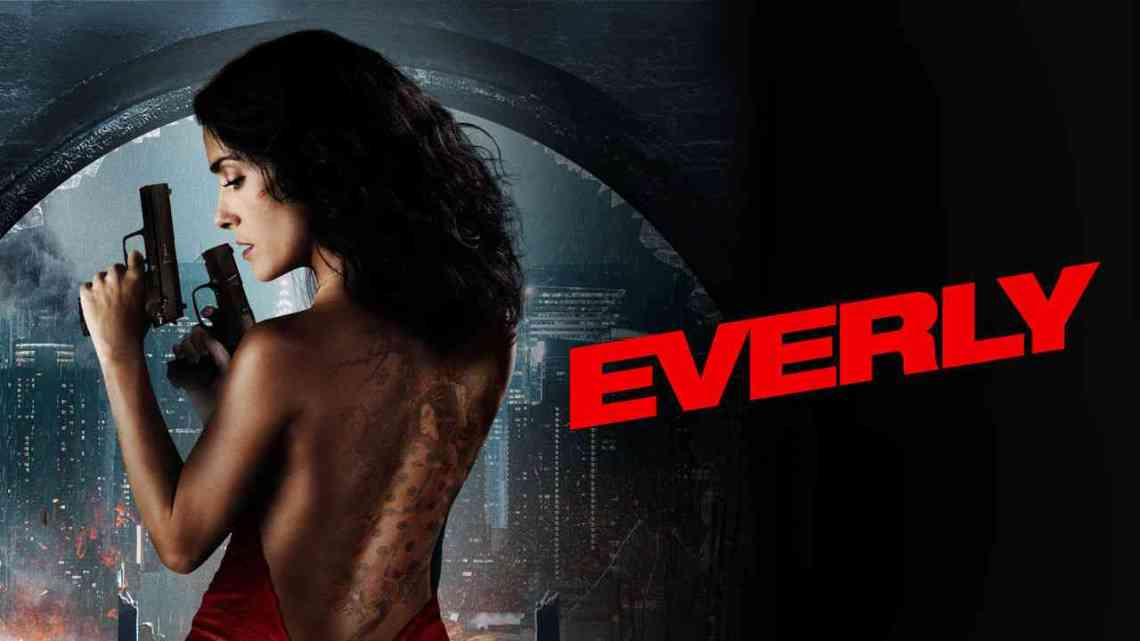 Is Movie 'Everly 2014' streaming on Netflix?