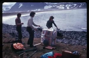 Helgi Geirmundsson, Ingólfur Eggertsson, Hörður Ingólfsson, Yfirfarin vél í gamlan Willy's