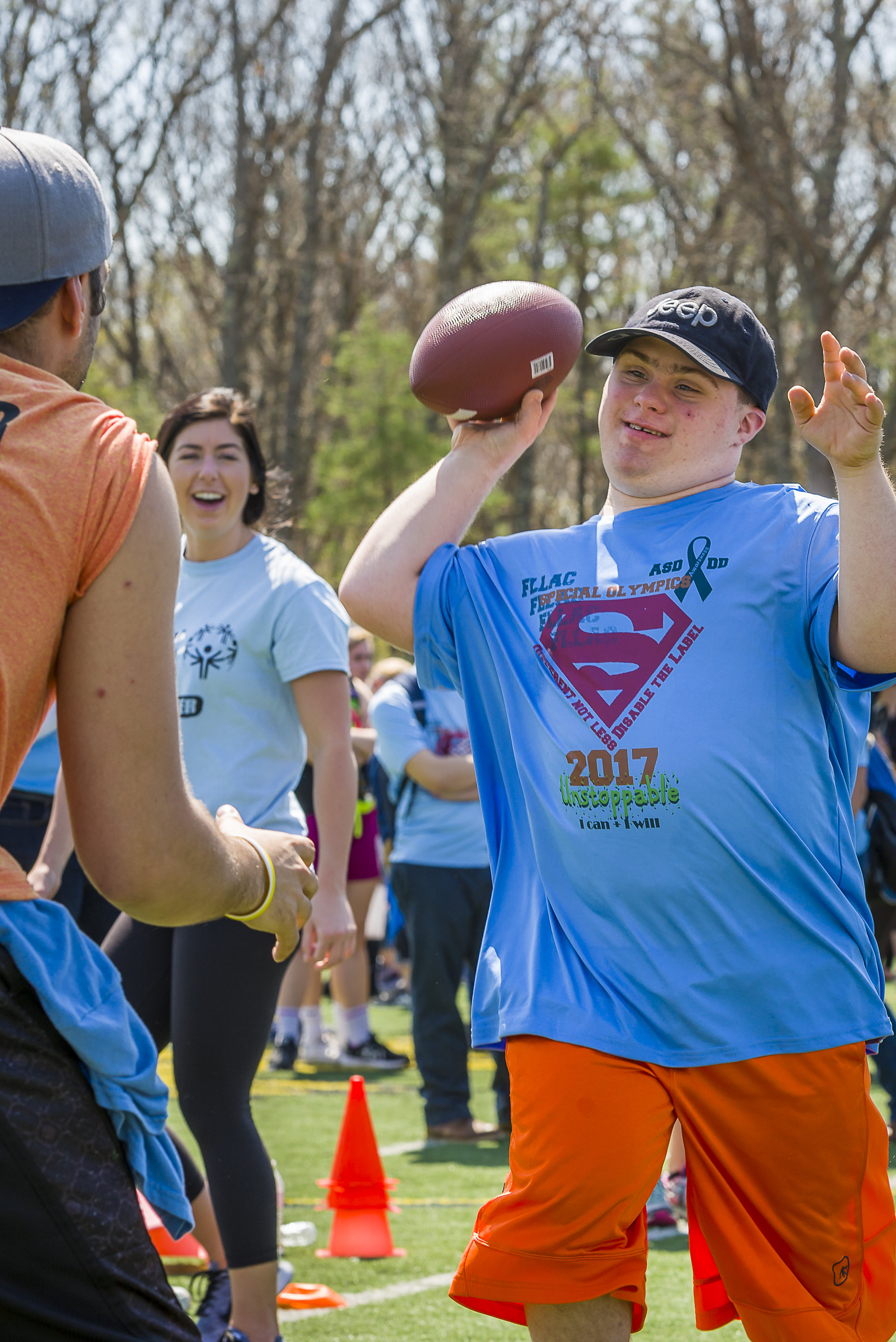 Special Olympics 2017 FLLAC Collaborative