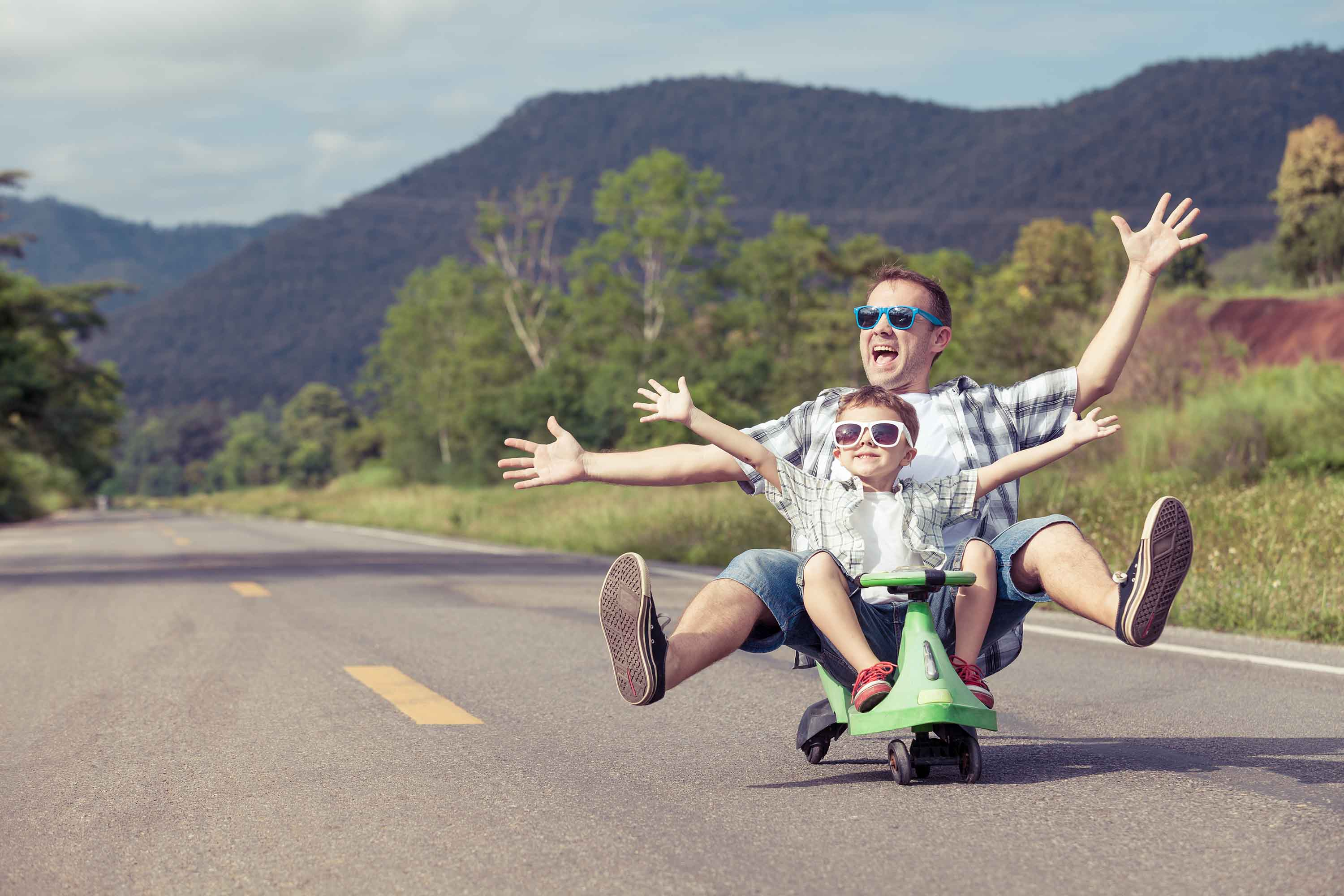Travel Tips just for Parents