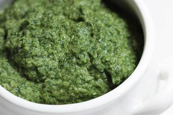 Spinach Sauerkraut Dip
