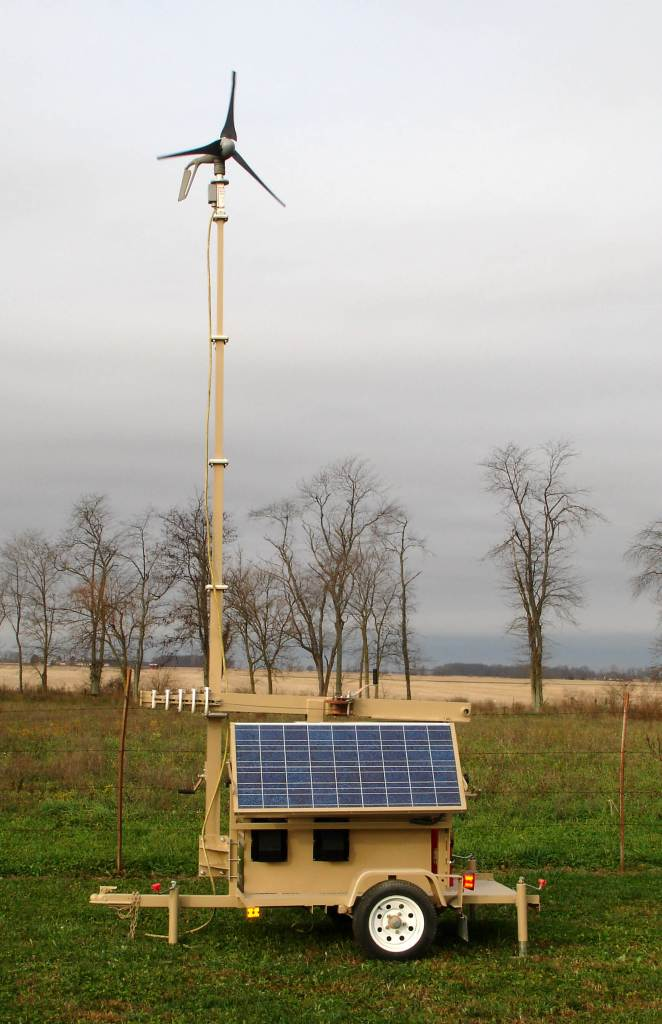 FM30-25-T Alternative Energy Wind Turbine Solar