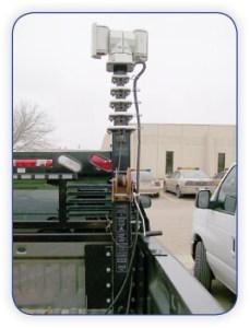 Law Enforcement Mast