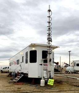 Oil Gas & Mining Application photo  FM40-50 trailer tongue