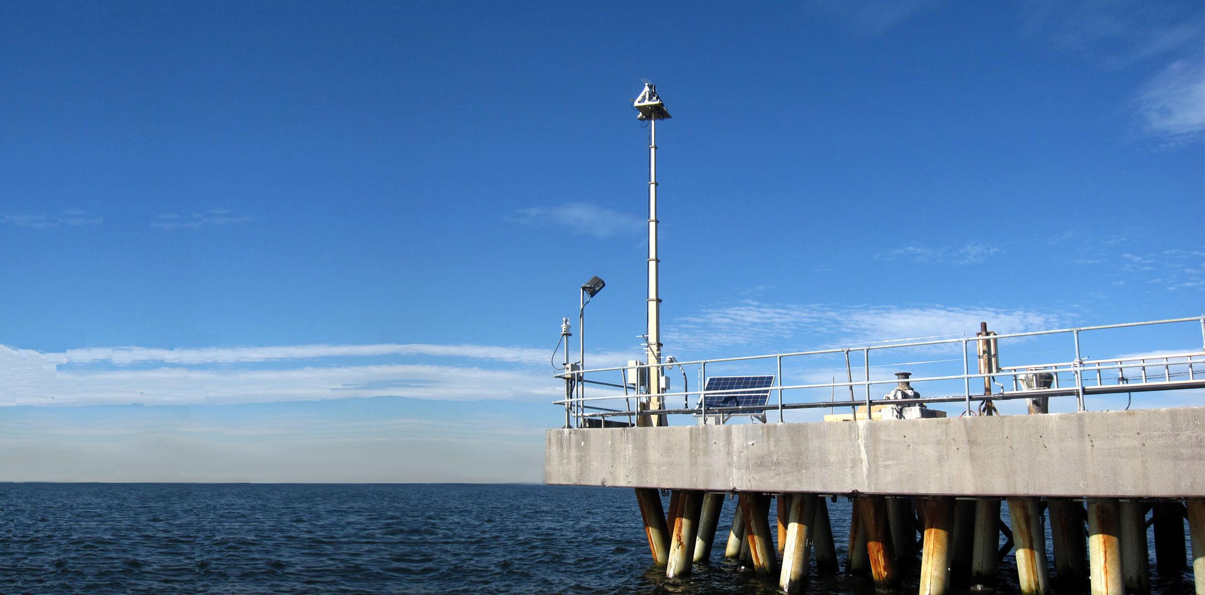 Slider-FM30-350-Mast-on-Power-Plant-Pier-Long-Island-Sound1