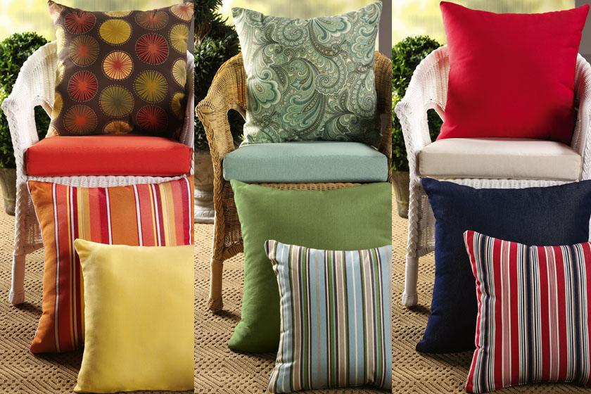 outdoor chair cushions clearance sale